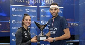 Mohamed ElShorbagy and Camille Serme clinch places at PSA World Tour Finals