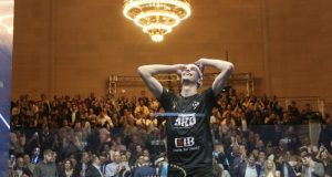 Ali Farag: I need to get back on track at Grand Central Station