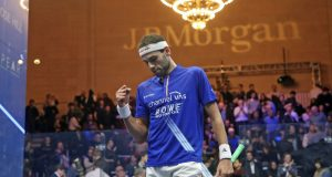 Mohamed ElShorbagy one match away from regaining world No.1 spot after reaching ToC final