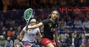 Raneem El Welily begins new decade on top of the world