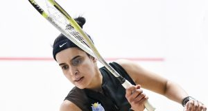 Nour El Tayeb battles back to win second Cleveland Classic title