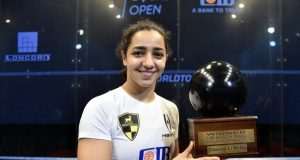 Raneem El Welily top seed as Black Ball Open upgrades to $180k Platinum event