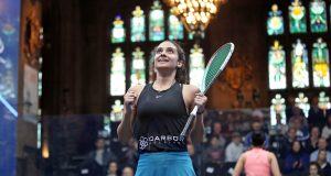 Nour El Tayeb tumbles as seeds suffer on day of shocks in Windy City Open