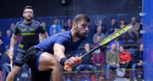 George Parker has one eye on the Nationals after beating Daryl Selby