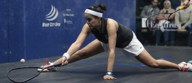 Nour El Tayeb 'back to a good level of squash' ahead of Windy City Open