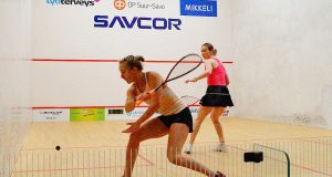 Soini looks for a flying Finnish in Savcor final