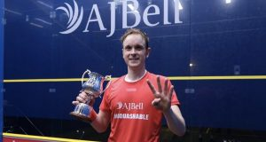 James Willstrop and Sarah-Jane Perry win Nationals in Nottingham