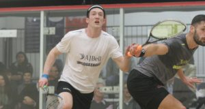 Home hopes halted as European invaders take over Motor City Open