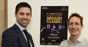 St. James's Place Wealth Management are new title sponsors of Canary Wharf Classic