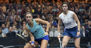 Camille Serme returns to top three in PSA rankings