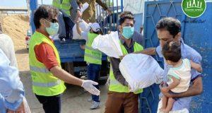 Coronavirus: Jahangir Khan leads the way as squash rallies round to help communities