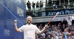 Daryl Selby steals the show on day one at Canary Wharf
