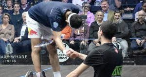 Respect at the heart of Canary Wharf epic between Mohamed ElShorbagy and Ali Farag