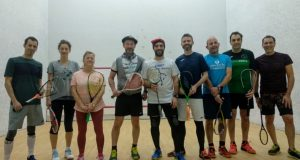 Tony Griffin and Gevolution: Measuring change in squash and how your brain learns new skills