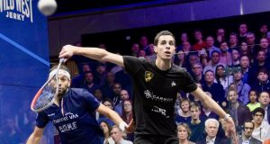 Tight at the top as Mohamed ElShorbagy stays ahead of Ali Farag