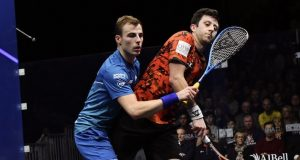 Nick Matthew and Daryl Selby launch online chat show during squash lockdown