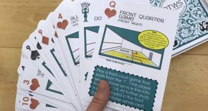 WIN a set of Off The Wall Squash cards to boost your training programme