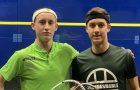 Arscott finishes the fifth in fine fashion to win week two of Unsquashable PSL