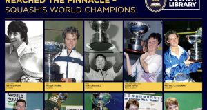 World Squash Library launches Women's Worlds section