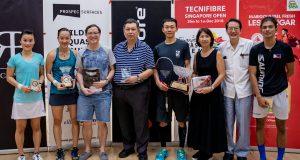 Low Wee Wern reminisces on Singapore's Kallang Squash Centre