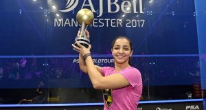 Raneem retires: world number one El Welily bows out at the top