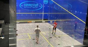 Arscott and Chileshe advance in Unsquashable XL Series