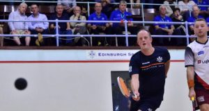 Simon Boughton's love affair with Edinburgh Sports Club