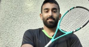 Former IT man James Singh builds open-source programme for developing squash at Giffnock
