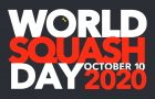 All ready for a relaunch on World Squash Day