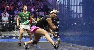 Nouran Gohar grabs world number one spot after Raneem El Welily's retirement