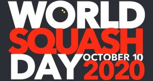 "World Squash Day to relaunch the sport: ""We are all in this together"" says founder"