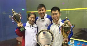 Hong Kong's Au siblings bow out at the top of their game