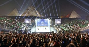 Pyramids return puts squash in the spotlight