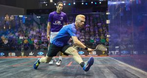 Mall magic as Makin masters Momen on World Finals debut in Cairo