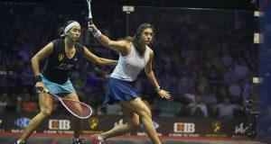 Nour El Sherbini through to Cairo semi-finals