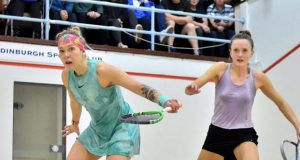 Lisa Aitken pumped up for return to action in Manchester Open