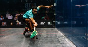Home heroes Hesham and Hany book quarter-finals spots at the Pyramids
