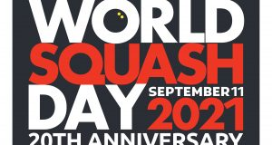 World Squash Day 20th Anniversary date is confirmed for Saturday September 11th 2021