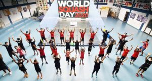 From The Pyramids to Loch Ness, World Squash Day is a massive success