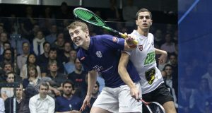 Lake and Tomlinson top seeds for England Squash Challenge in Manchester