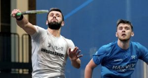 Coach Campion delighted as Kennedy and Parker take England Squash Challenge titles