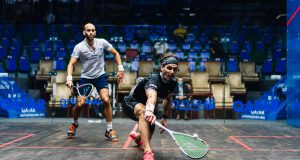 Coll and Dessouky reach Qatar Classic semi-finals for first time