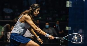Birthday boost as Nour El Sherbini returns to number one in November rankings