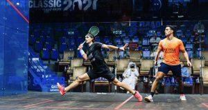 Kiwi Coll keen to go one better as he meets Farag in Qatar showdown