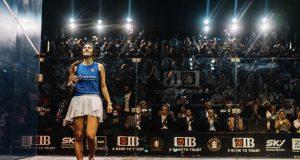 Nour El Sherbini stays at number one in December PSA rankings